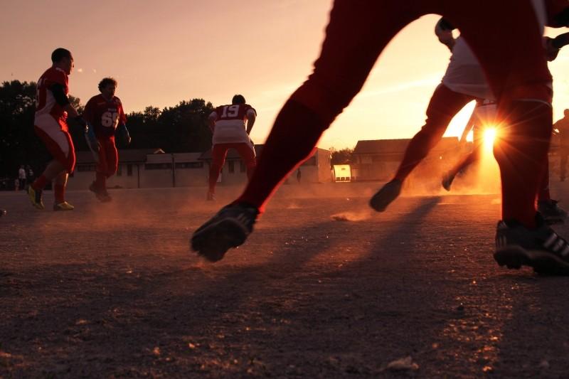 cuidados nos esportes